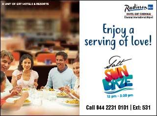Enjoy a serving of love!